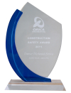 2011 Orica Construction Safety Award