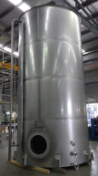 40,000 litre stainless steel tank at Ingham Mt Maunganui