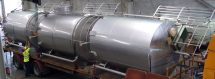 3 x 10,000 litre Stainless Steel Tanks @ Mairaka Dairy