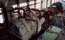 Turbine Generator Installation
