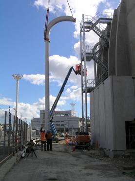 Prefabrication & Installation of Carbon Steel Pipe