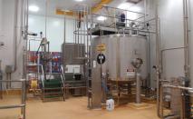 Food Grade Plant Conversion