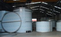 Fonterra HSNO Tanks