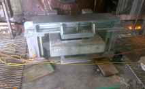 Boiler Bearing Installation