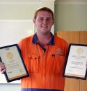 Scott Murray - Apprenticeship complete