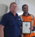 Narayan completes Advanced Trade